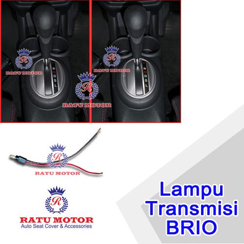 Lampu Transmisi Matic BRIO (Indikator Jadi Nyala)