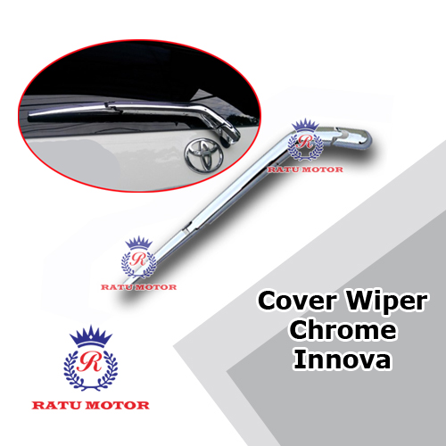 Cover Wiper Belakang INNOVA 2005-2015 All Varian Chrome