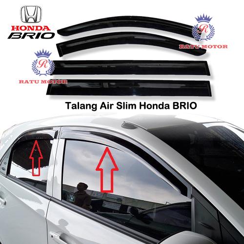 Talang Air Slim Honda BRIO 2013-2017