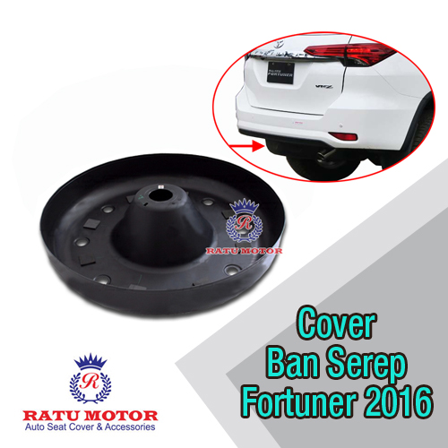 Cover Ban Serep All New FORTUNER 2016-2018 Plastik