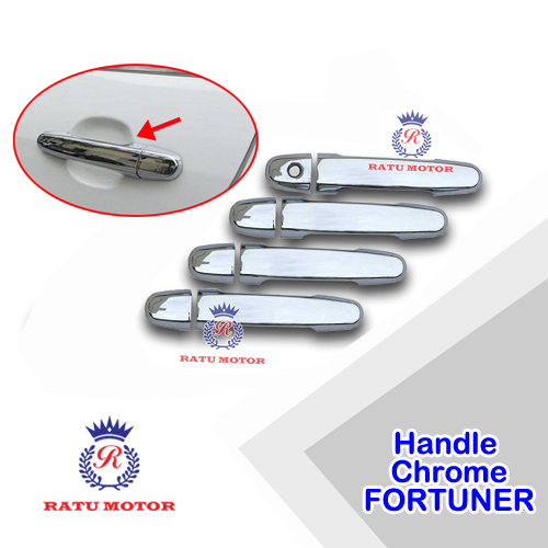 Cover Handle Chrome FORTUNER 2005-2015
