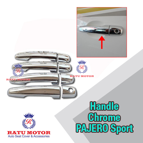 Cover Handle Chrome PAJERO Sport 2007-2014