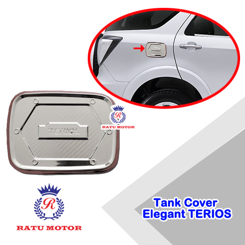 Tank Cover TERIOS 2006-2017 Model Elegant