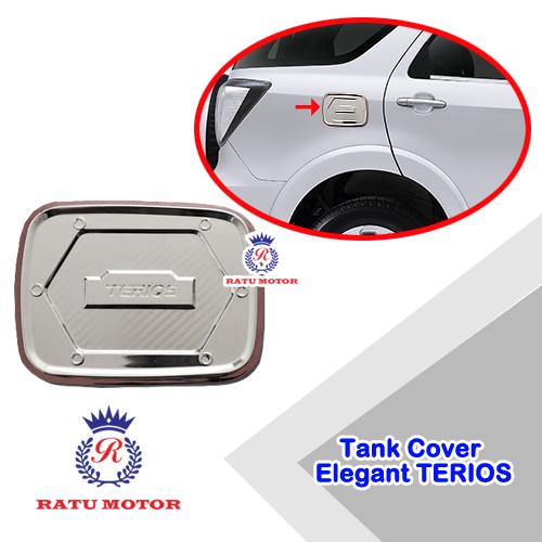 Tank Cover TERIOS 2006-2017 Model Elegant