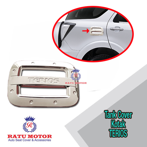 Tank Cover TERIOS 2006-2017 Model Kotak