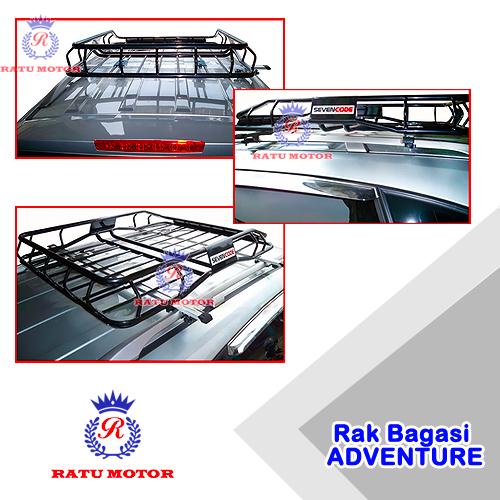 Rak Bagasi ADVENTURE RACK Cargo Basket (Tidak Termasuk Cross Bar)