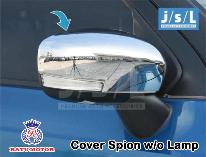 Cover Spion Suzuki IGNIS 2017 Chrome w/o Lamp