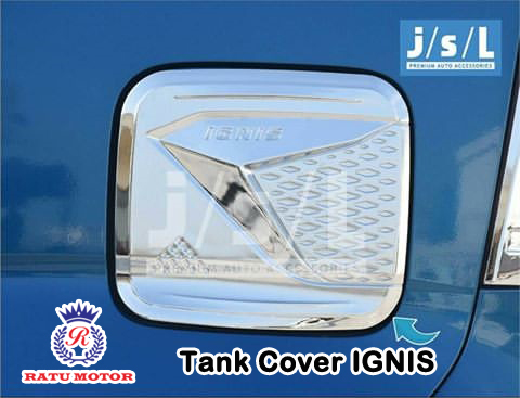 Tank Cover Suzuki IGNIS 2017 Chrome Model Crosstivo
