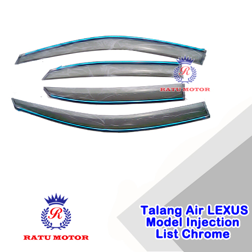 Talang Air LEXUS / HARRIER 2012 RX270 Model Injection List Chrome