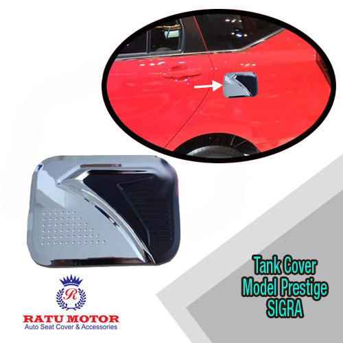 Tank Cover SIGRA 2016 Model Prestige