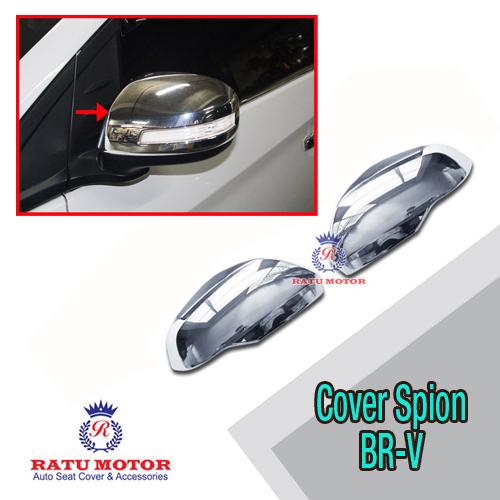Cover Spion BRV / MOBILIO 2016 Chrome w/o Lamp