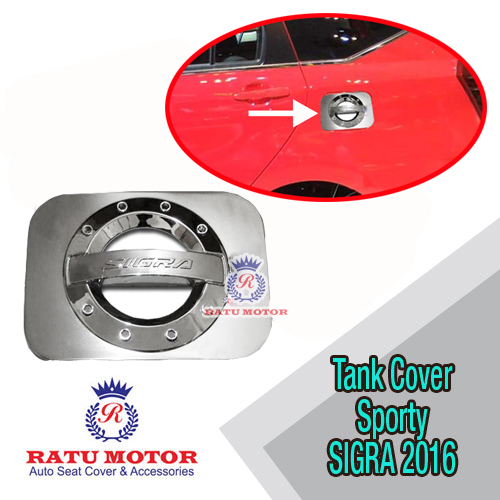 Tank Cover SIGRA 2016 Model Sporty
