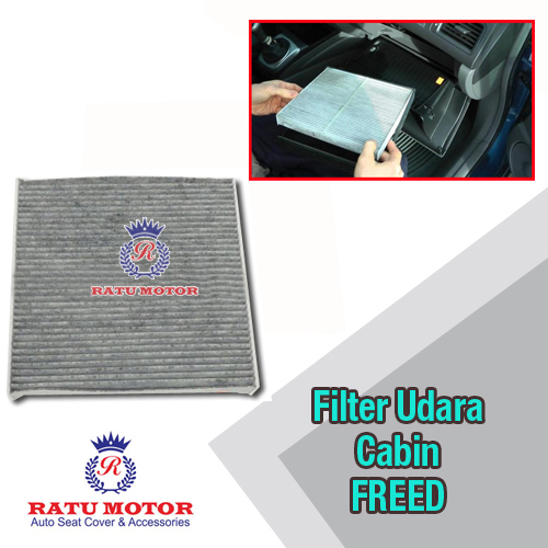 Filter Udara Kabin AC Honda FREED OEM