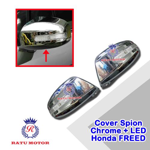 Cover Spion FREED All Varian Chrome + Lamp