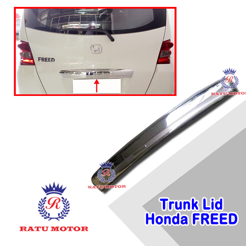 Trunk Lid FREED All Varian