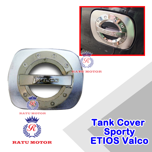 Tank Cover Sporty ETIOS Chrome