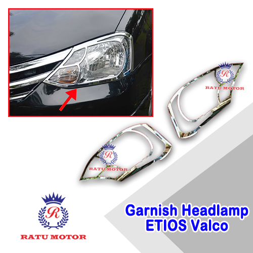 Garnish Headlamp ETIOS