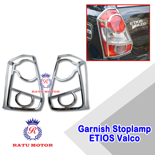 Garnish Stoplamp Chrome ETIOS