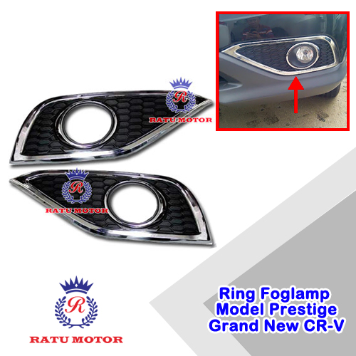 Ring Foglamp Grand CRV 2015 Model Prestige
