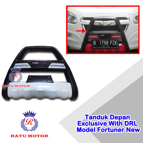 Tanduk SPIN All Varian Model F1 Exclusive + DRL