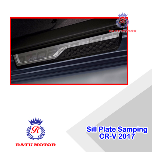 Sill Plate Samping All New CRV 2017-2019 Turbo w/o Lamp