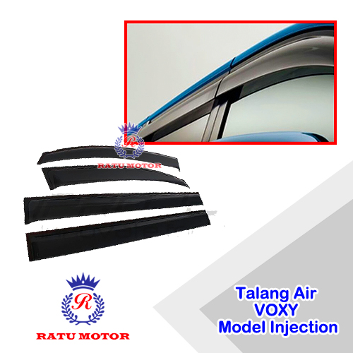 Talang Air Toyota VOXY 2017-2019 Tipe Injection (OTP)