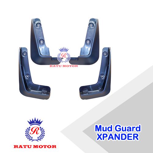 Mud Guard (Karpet Roda) XPANDER 2017-2018 Plastik Hitam