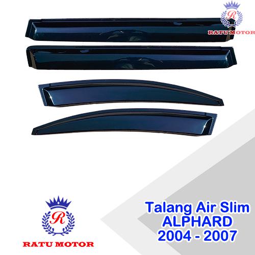 Talang Air ALPHARD 2003-2007 Tipe Injection Slim