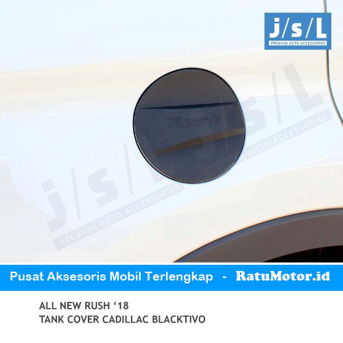 Tank Cover All New RUSH 2018-2019 Model Cadillac Blacktivo