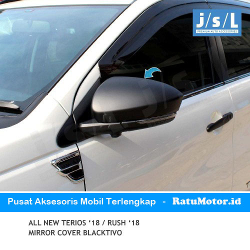 Cover Spion All New RUSH 2018-2019 Blacktivo w/o Lamp