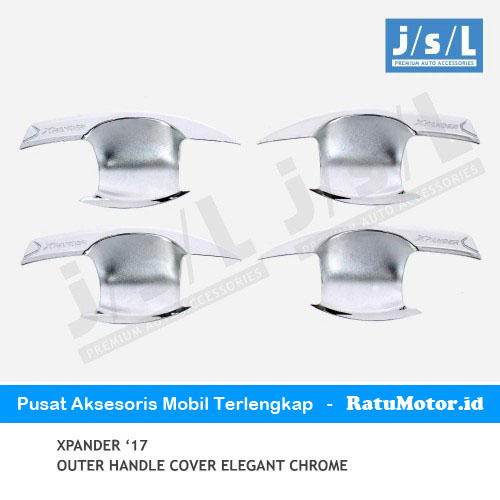 Outer Handle XPANDER 2017-2019 model Elegant Chrome
