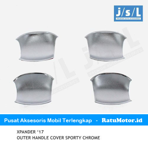 Outer Handle XPANDER 2017-2019 model Sporty Chrome