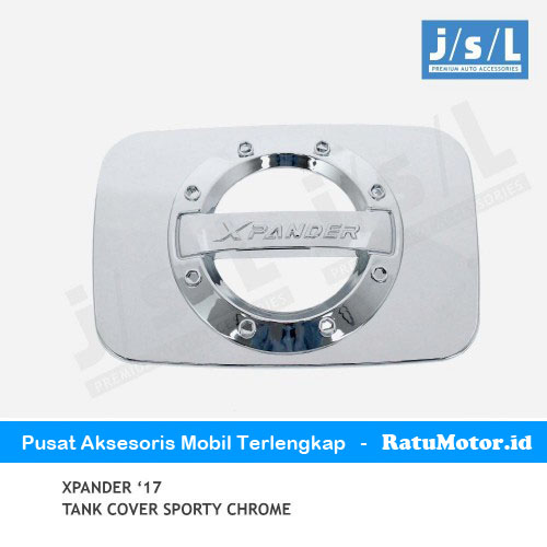 Tank Cover XPANDER 2017-2019 model Sporty Chrome