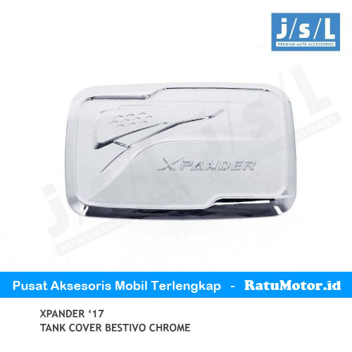 Tank Cover XPANDER 2017-2019 model Bestivo Chrome