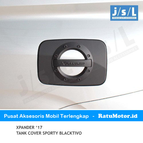 Tank Cover XPANDER 2017-2019 Model Sporty Blacktivo