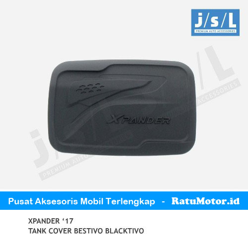Tank Cover XPANDER 2017-2019 Model Bestivo Blacktivo