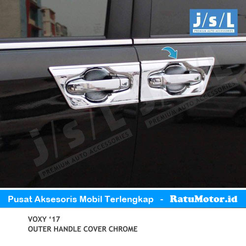 Outer Handle VOXY 2017 Chrome