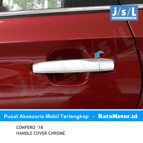 Cover Handle Wuling CONFERO 2018 Chrome