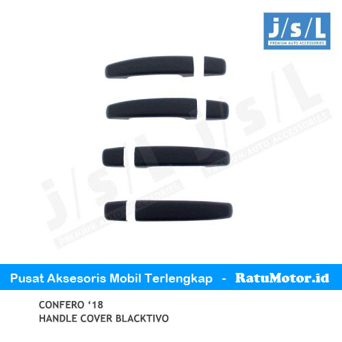 Cover Handle Wuling CONFERO 2018 Blacktivo