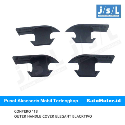 Outer Handle Wuling CONFERO 2018 Model Elegant Blacktivo