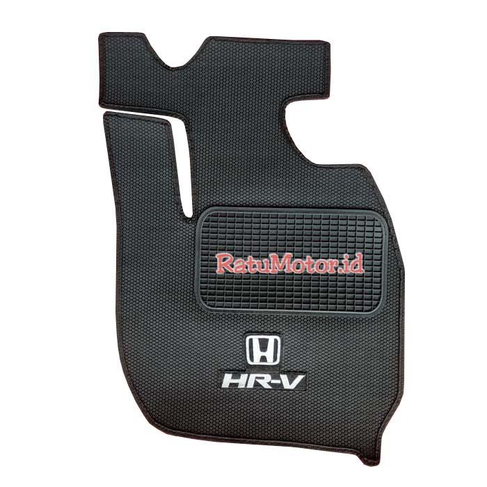 Karpet Karet Tipe ST Honda HRV 2015-2019 Full Set + LOGO
