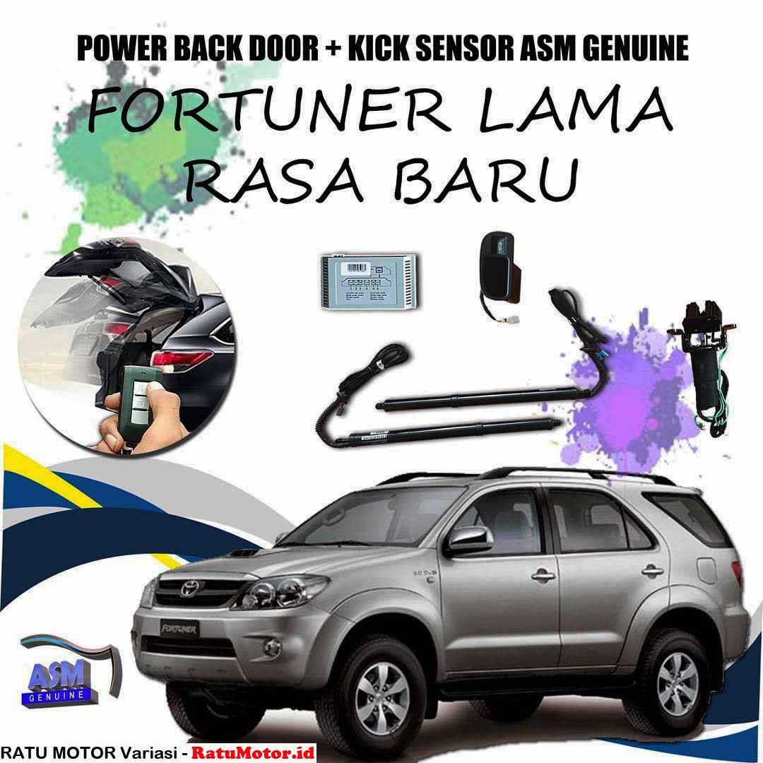 SHM - Power Back Door PBD For Toyota FORTUNER 2012-2014
