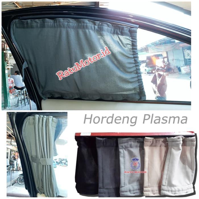 Hordeng Tirai Mobil PLASMA for XPANDER 2018-2019 (Rel Tebal & Kokoh)