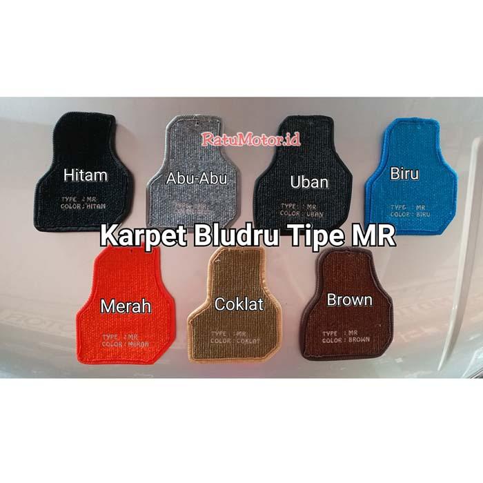 Karpet Bludru Tipe MR - ALPHARD / VELLFIRE 2008-2014