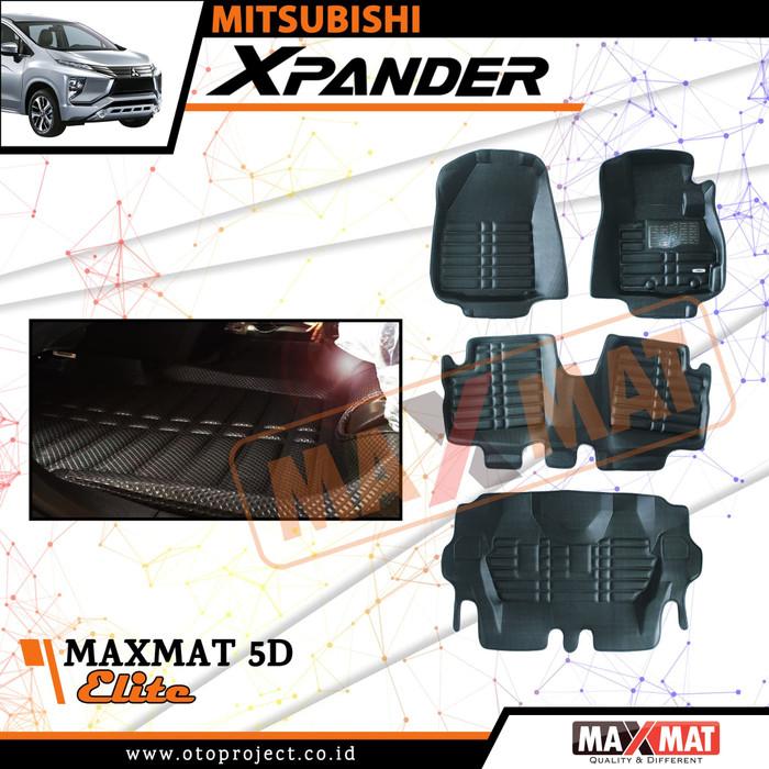 Karpet Mobil Maxmat 5D Elite HRV 2016 - Karpet Mangkok