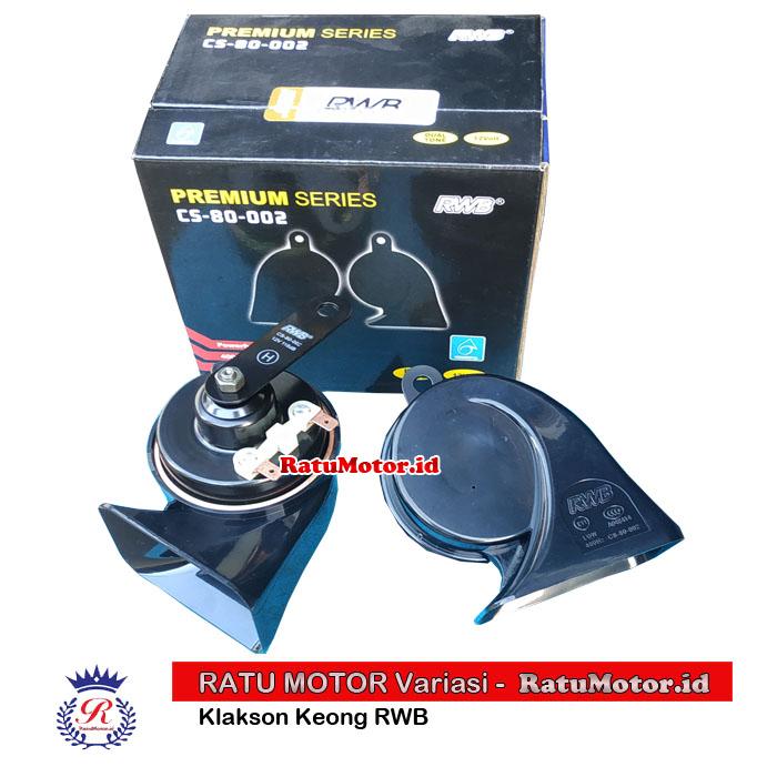 Klakson Keong RWB Premium Series Dual Tone Powerful 118dB