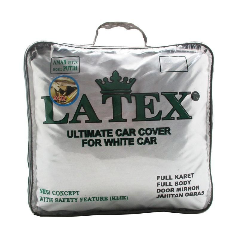 LATEX Body Cover for Datsun GO SHORT Waterproof (for Outdoor and Indoor use)