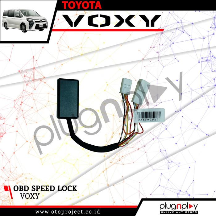 Modul OBD AutoLock VOXY 2018 - SPEED LOCK Kunci Otomatis PlugnPlay