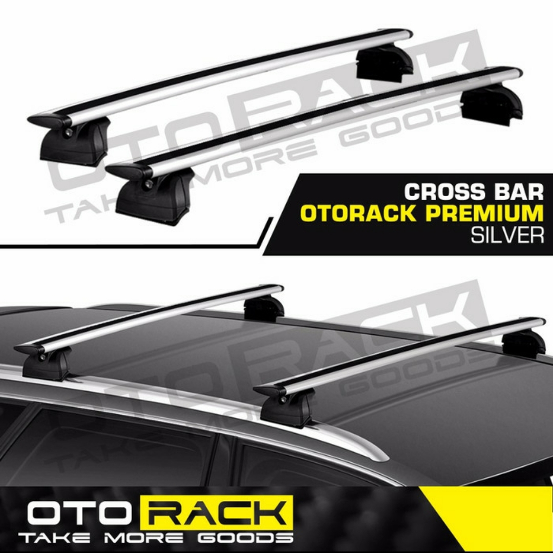 OTORACK Cross Bar Tipe PREMIUM Universal RoofRack CrossBar For RoofBox