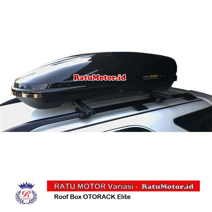 OTORACK Roof Box tipe ELITE Kapasitas 480L - Rak Bagasi RoofBox